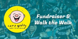 Aug 13 Camp Quality Fundraiser & Walk The Walk - North Adelaide