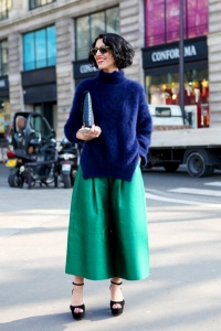 Summer Fashion Trend: Culottes by Fashion Stylist Esma Versace