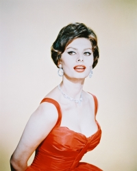 April 18 La Dolce Italia - An Evening with Sophia Loren - Melbourne