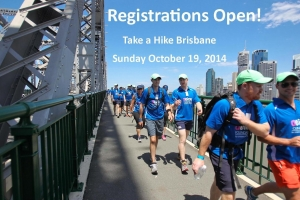 Take a Hike for AEIOU on Oct 19