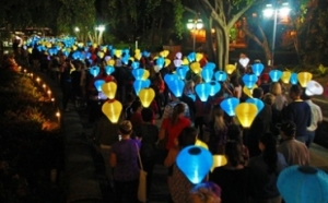 Support the Leukaemia Foundation Light the Night 2016