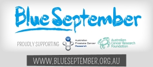 Have a Blue Friday for Australian Prostate Cancer Research