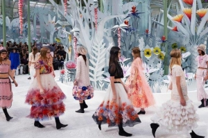 A Floral Fantasy by Fashion Stylist Esma Versace