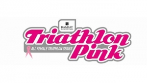 Jan 17 - Ramsay Health Care Triathlon Pink Brooks Fun Run Pink - Melbourne