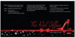 Support the July 11 Red Affair Ball for MS Tasmania
