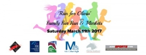 Mar 11 - Run for Olivia International Women's Day Fun Run - Scone NSW
