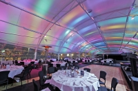 Dockside Pavilion Perfect Choice for Charity Gala Dinners, Balls and Events