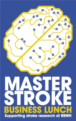 Sep 2 Master Stroke Business Lunch for Royal Brisbane and Women's Hospital