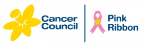 Image result for cancer council pink ribbon
