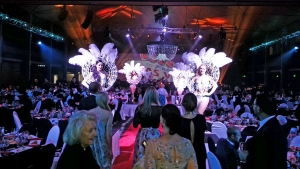 Las Vegas RBWH Ball Rocks Brisbane High Rollers!