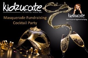 Oct 20 Masquerade Fundraising Cocktail Party - Connolly WA