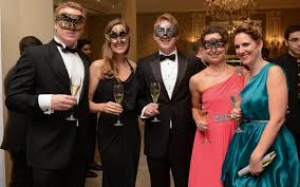Frock or Tux Up for Fundraising Balls, Galas, Cocktail Parties and Dinners