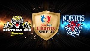 July 21 HeartKids Charity Shield - Bushland Beach QLD