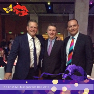 Sydney Trish Masquerade MS Ball Success for Multiple Sclerosis Research
