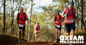 Register for a 2017 Oxfam Trailwalker!