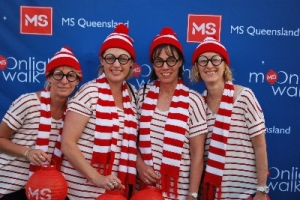 Apr 30 - MS Walk + Fun Run 2017 - Sydney
