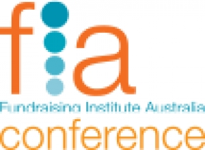 Fundraising Institute of Australia (FIA) Conference Feb 26-28 Melbourne