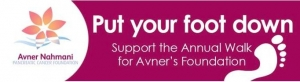 Support the Avner Foundation Put Your Foot Down Walk for Pancreatic Cancer Sunday June 14 Townsville