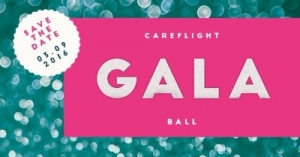 Sat Sept 3 - CareFlight NT Gala Ball - Celebrating 30 Years of Saving Lives - Darwin
