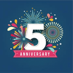 charitydos 5 year anniversary
