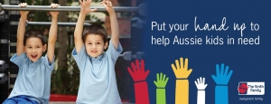 Donate to The Smith Family - Put Your Hand Up to Help Aussie Kids