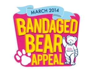 Bandaged Bear Appeal for The Children's Hospital at Westmead