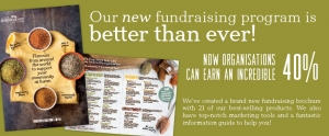Fundraise with Your Inspiration at Home