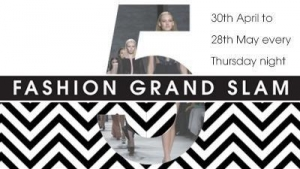 FASHION GRAND SLAM comes to Adelaide! For TeamKids and the Women's & Children's Hospital