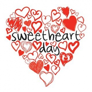 February 14 Sweetheart Day Supporting HeartKids Australia
