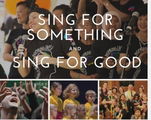 Fundraise Through Sing for Good!