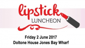 Jun 2 Youth Off The Streets Lipstick Luncheon - Sydney