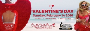 Volunteers Needed for Cupid's Undie Run Melbourne and Gold Coast