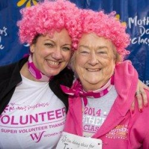 May 14 Mothers Day Classic - Fundraiser for National Breast Cancer Foundation - Across Australia