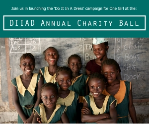 Support the Do It In A Dress Charity Ball!