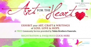 Support Art for the Heart - Melbourne Nov 28-Dec 7 - For beyondblue