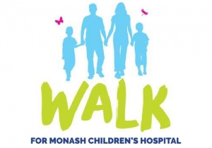 Mar 5 MONASH CHILDREN'S WALK 2017 - Melbourne