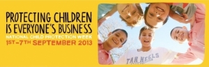 Queensland Child Protection Week 2014 - September 7-13