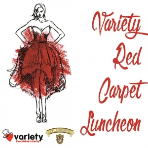 Support the Brisbane Variety Red Carpet Luncheon
