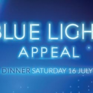 July 16 Blue Light Appeal Gala Dinner - Perth