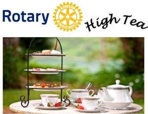 Rotary High Tea Fundraiser with a Twist - Mansfield QLD