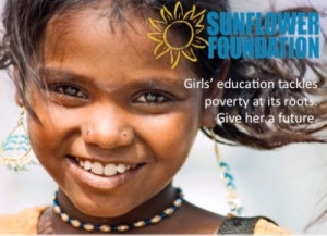 Support May 14 Sunflower Foundations Future Girl Cocktail Party - Albert Park Melbourne