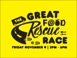 Nov 4 The Great Food Rescue Race 2016 OzHarvest Fundraiser - Adelaide