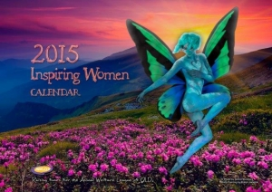 Inspiring Women Calendar 2015 Supports Animal Welfare League QLD
