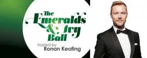 Cancer Council's Emeralds & Ivy Ball in Sydney