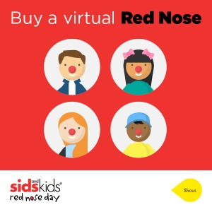 Red Nose Day for SIDS and Kids
